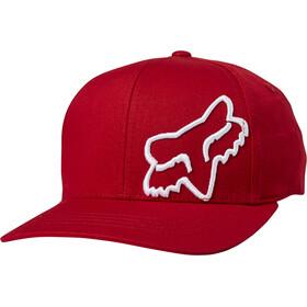 Fox Flex 45 Flexfit Kappe Herren rot